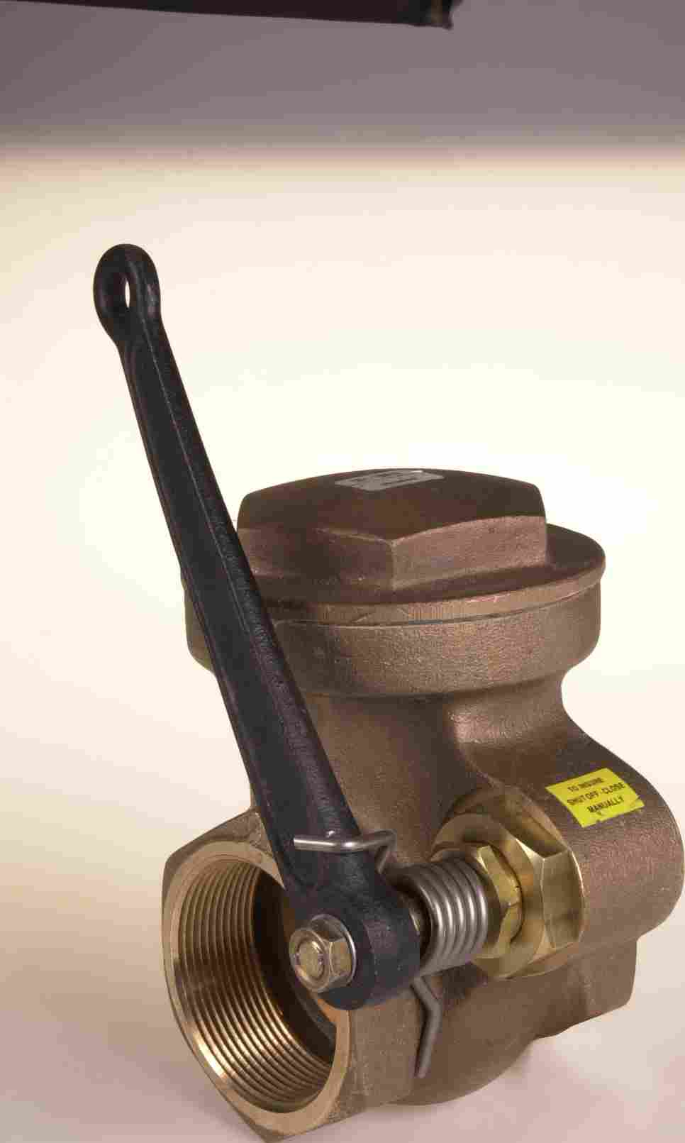 1 4 Npt >> Phillips Pump: Fusible Link Valves